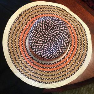 BCBGeneration Large Brimmed Floppy Hat !